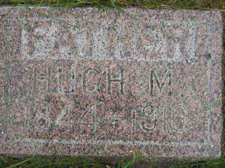 KINKADE, HUGH M. - Codington County, South Dakota | HUGH M. KINKADE - South Dakota Gravestone Photos