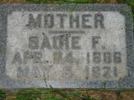 KIRSCHER, SADIE F. - Codington County, South Dakota | SADIE F. KIRSCHER - South Dakota Gravestone Photos
