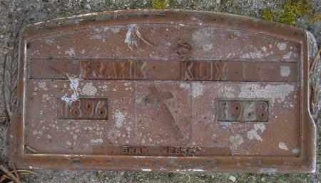 KLIX, FRANK - Codington County, South Dakota | FRANK KLIX - South Dakota Gravestone Photos