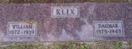 KLIX, DAGMAR JULIA ANN - Codington County, South Dakota   DAGMAR JULIA ANN KLIX - South Dakota Gravestone Photos