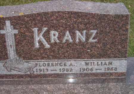 KRANZ, WILLIAM - Codington County, South Dakota | WILLIAM KRANZ - South Dakota Gravestone Photos