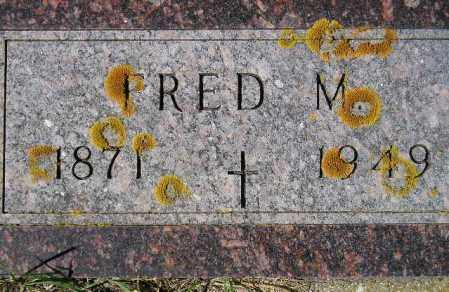 KRANZ, FRED M. - Codington County, South Dakota | FRED M. KRANZ - South Dakota Gravestone Photos