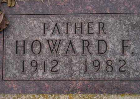 KRANZ, HOWARD F. - Codington County, South Dakota | HOWARD F. KRANZ - South Dakota Gravestone Photos