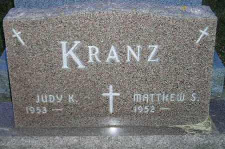 KRANZ, MATTHEW S. - Codington County, South Dakota | MATTHEW S. KRANZ - South Dakota Gravestone Photos