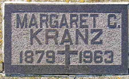 KRANZ, MARGARET C. - Codington County, South Dakota   MARGARET C. KRANZ - South Dakota Gravestone Photos