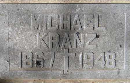 KRANZ, MICHAEL - Codington County, South Dakota | MICHAEL KRANZ - South Dakota Gravestone Photos