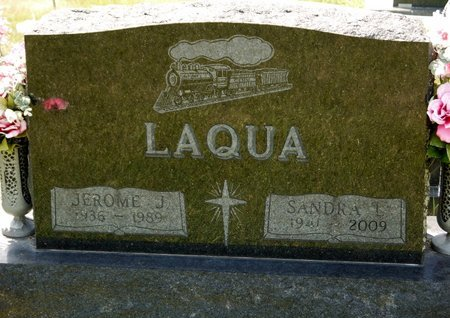 LAQUA, JEROME J. - Codington County, South Dakota | JEROME J. LAQUA - South Dakota Gravestone Photos