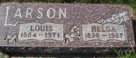LARSON, LOUIS - Codington County, South Dakota | LOUIS LARSON - South Dakota Gravestone Photos