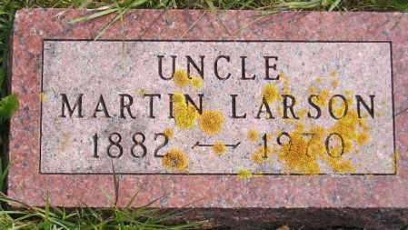 LARSON, MARTIN - Codington County, South Dakota | MARTIN LARSON - South Dakota Gravestone Photos