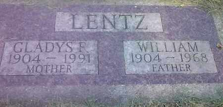 LENTZ, GLAYDS F - Codington County, South Dakota | GLAYDS F LENTZ - South Dakota Gravestone Photos