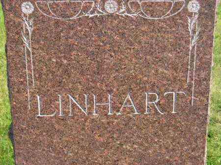 LINHART, FAMILY STONE - Codington County, South Dakota | FAMILY STONE LINHART - South Dakota Gravestone Photos