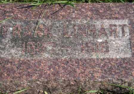 LINHART, FRANK - Codington County, South Dakota | FRANK LINHART - South Dakota Gravestone Photos