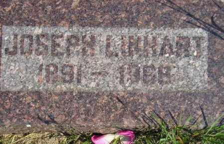 LINHART, JOSEPH L. - Codington County, South Dakota   JOSEPH L. LINHART - South Dakota Gravestone Photos