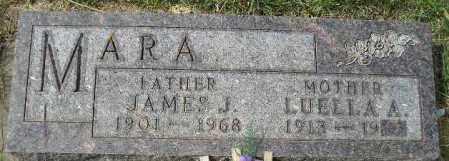 MARA, JAMES JOSEPH - Codington County, South Dakota | JAMES JOSEPH MARA - South Dakota Gravestone Photos