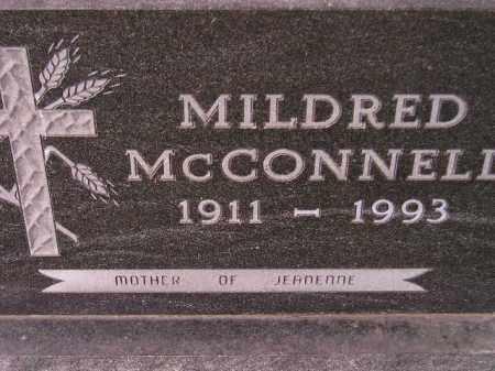 STRATTON MCCONNELL, MILDRED - Codington County, South Dakota | MILDRED STRATTON MCCONNELL - South Dakota Gravestone Photos