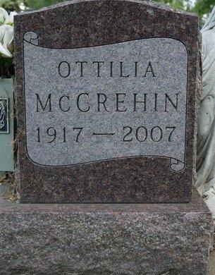 CLAUSEN MCCREHIN, OTTILIA L. - Codington County, South Dakota | OTTILIA L. CLAUSEN MCCREHIN - South Dakota Gravestone Photos