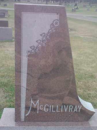MCGILLIVARY, FAMILY STONE - Codington County, South Dakota   FAMILY STONE MCGILLIVARY - South Dakota Gravestone Photos