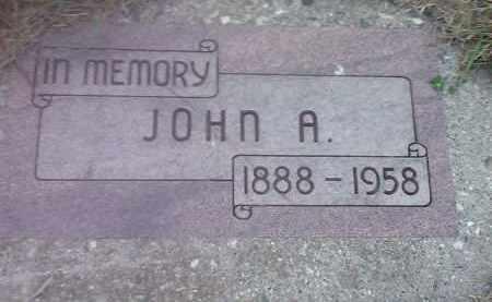 MCGILLIVARY, JOHN A - Codington County, South Dakota | JOHN A MCGILLIVARY - South Dakota Gravestone Photos