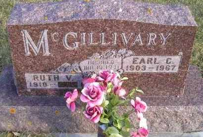 MCGILLIVARY, RUTH V. - Codington County, South Dakota | RUTH V. MCGILLIVARY - South Dakota Gravestone Photos