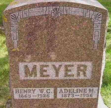 MEYER, ADELINE MARIE - Codington County, South Dakota | ADELINE MARIE MEYER - South Dakota Gravestone Photos