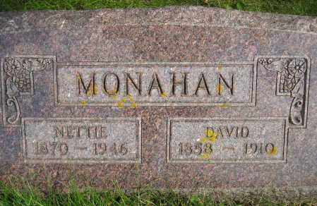 MONAHAN, NETTIE MAE - Codington County, South Dakota | NETTIE MAE MONAHAN - South Dakota Gravestone Photos