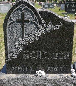 MONDLOCH, ROBERT E. - Codington County, South Dakota | ROBERT E. MONDLOCH - South Dakota Gravestone Photos