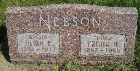 NELSON, FRANK ARTHUR - Codington County, South Dakota | FRANK ARTHUR NELSON - South Dakota Gravestone Photos