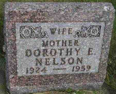 KLATT NELSON, DOROTHY EVELYN - Codington County, South Dakota | DOROTHY EVELYN KLATT NELSON - South Dakota Gravestone Photos