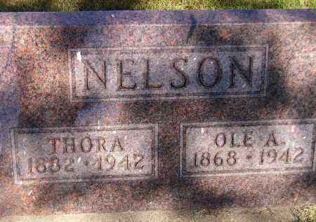 NELSON, OLE A. - Codington County, South Dakota | OLE A. NELSON - South Dakota Gravestone Photos