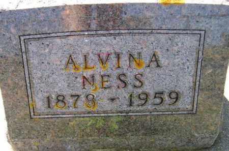 ANDERSON NESS, CLARA ALVINA - Codington County, South Dakota | CLARA ALVINA ANDERSON NESS - South Dakota Gravestone Photos