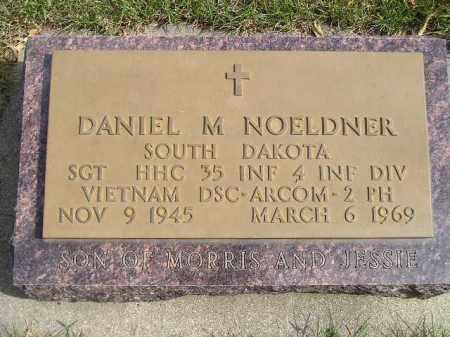 NOELDNER, DANIEL M. - Codington County, South Dakota | DANIEL M. NOELDNER - South Dakota Gravestone Photos