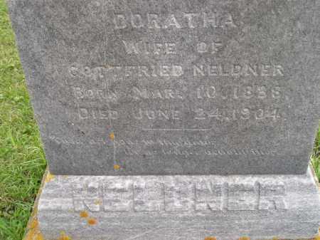 NOELDNER, DORATHA - Codington County, South Dakota   DORATHA NOELDNER - South Dakota Gravestone Photos