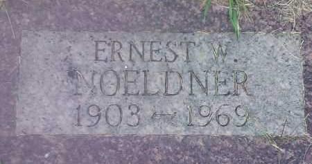 NOELDNER, ERNEST W - Codington County, South Dakota | ERNEST W NOELDNER - South Dakota Gravestone Photos