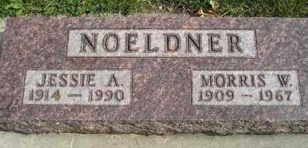 NOELDNER, MORRIS W. - Codington County, South Dakota | MORRIS W. NOELDNER - South Dakota Gravestone Photos