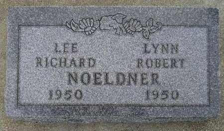 NOELDNER, LEE RICHARD - Codington County, South Dakota | LEE RICHARD NOELDNER - South Dakota Gravestone Photos