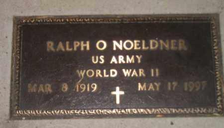 NOELDNER, RALPH O. (WW II) - Codington County, South Dakota | RALPH O. (WW II) NOELDNER - South Dakota Gravestone Photos