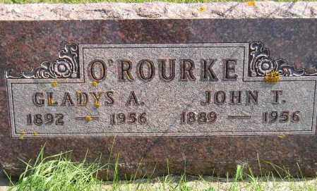 O'ROURKE, GLADYS A. - Codington County, South Dakota | GLADYS A. O'ROURKE - South Dakota Gravestone Photos