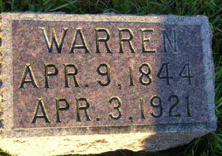 PAGE, WARREN - Codington County, South Dakota | WARREN PAGE - South Dakota Gravestone Photos