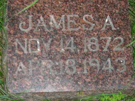 PATERSON, JAMES A. - Codington County, South Dakota   JAMES A. PATERSON - South Dakota Gravestone Photos