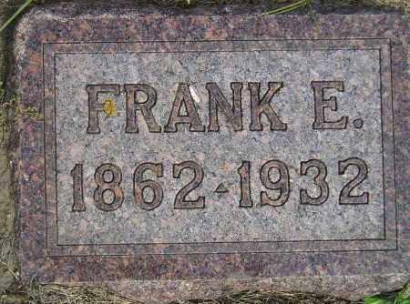 PECK, FRANK E. - Codington County, South Dakota | FRANK E. PECK - South Dakota Gravestone Photos