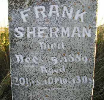 PHIPPS, FRANK SHERMAN - Codington County, South Dakota | FRANK SHERMAN PHIPPS - South Dakota Gravestone Photos