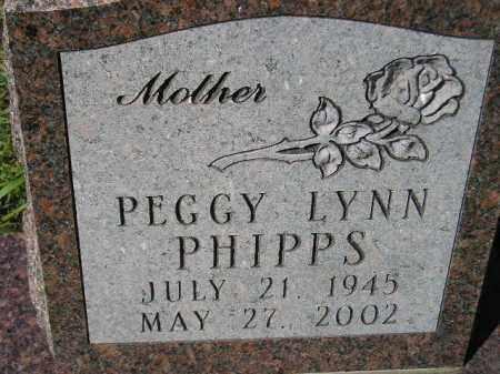 PHIPPS, PEGGY LYNN - Codington County, South Dakota | PEGGY LYNN PHIPPS - South Dakota Gravestone Photos
