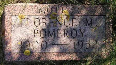 POMEROY, FLORENCE MYRTLE - Codington County, South Dakota   FLORENCE MYRTLE POMEROY - South Dakota Gravestone Photos