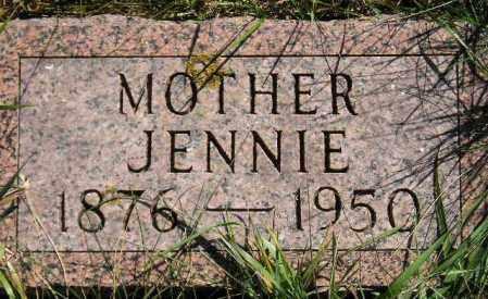 POMEROY, JENNIE - Codington County, South Dakota | JENNIE POMEROY - South Dakota Gravestone Photos