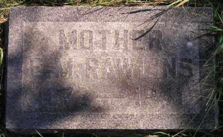 RAWLINS, EDITH M. - Codington County, South Dakota | EDITH M. RAWLINS - South Dakota Gravestone Photos