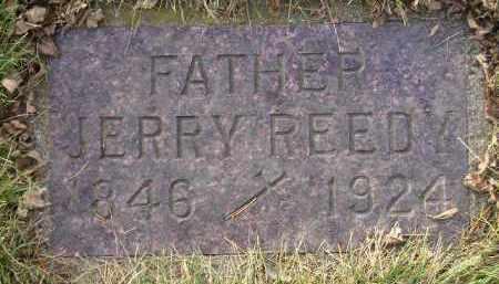 REEDY, JERRY - Codington County, South Dakota | JERRY REEDY - South Dakota Gravestone Photos