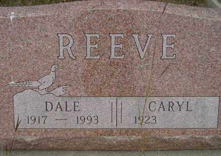 CLINK REEVE, CARYL - Codington County, South Dakota | CARYL CLINK REEVE - South Dakota Gravestone Photos