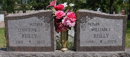 REILLY, LORRAINE I. - Codington County, South Dakota | LORRAINE I. REILLY - South Dakota Gravestone Photos