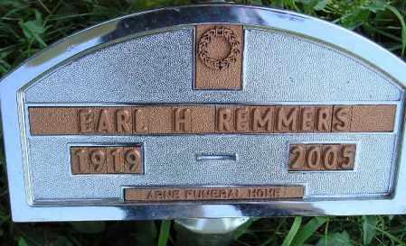 REMMERS, EARL H. - Codington County, South Dakota | EARL H. REMMERS - South Dakota Gravestone Photos