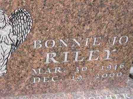 ALT RILEY, BONNIE JO - Codington County, South Dakota | BONNIE JO ALT RILEY - South Dakota Gravestone Photos